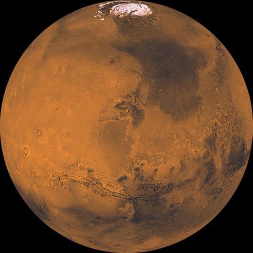Der weite Weg zum Mars