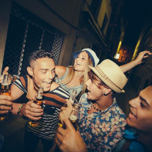 Alkoholkonsum in der Jugend hat böse Folgen