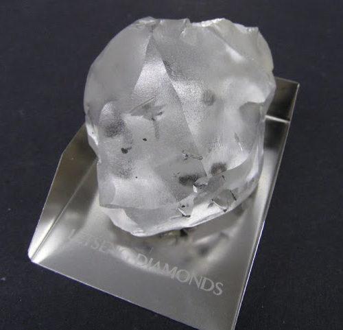 Riesiger Diamant entdeckt