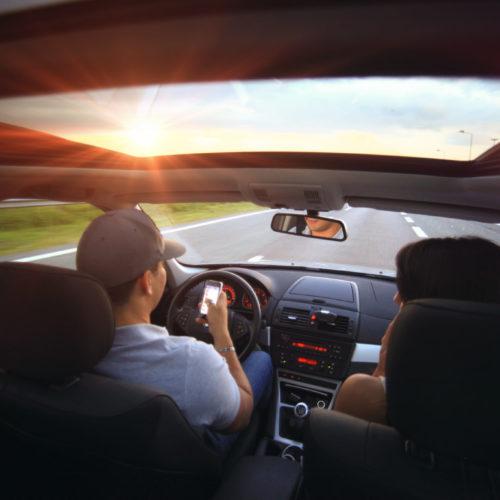 Welche Apps Autofahrer nutzen