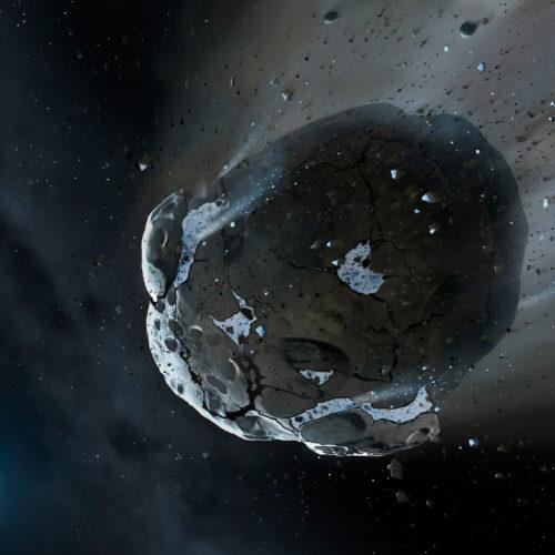 Wie das Wasser zur Erde kam – und blieb