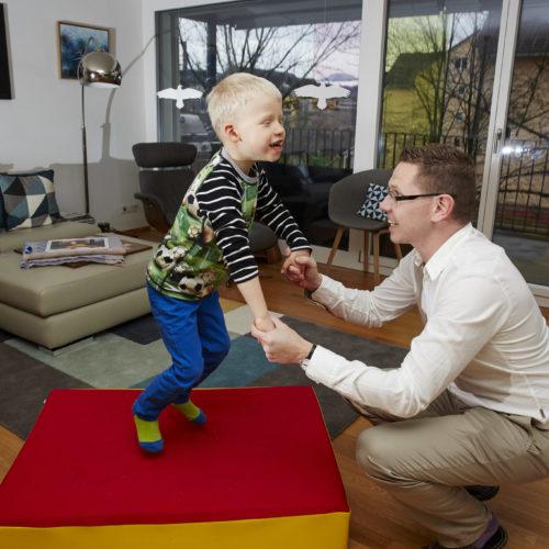 Frühe Hilfe bei Autismus