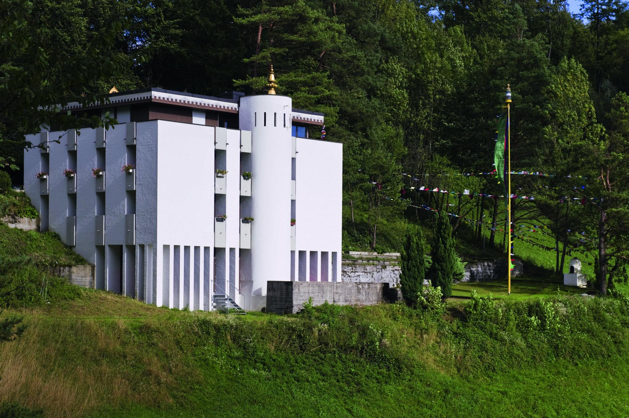 Das Tibet-Institut in Rikon.