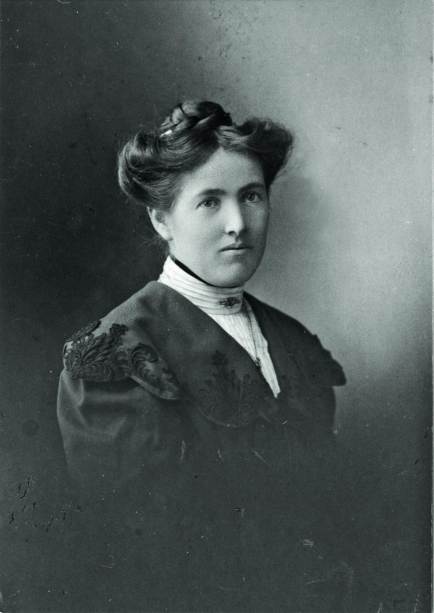 Else Züblin-Spiller.