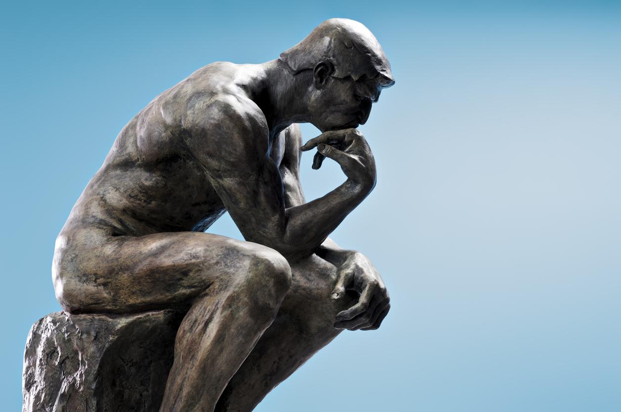 «Der Denker» bringe die religiöse Überzeugung ins Schwanken, sagte 2012 eine Studie. Doch statt Zweifel am Glauben gibt es nun Zweifel an der Seriösität der Forschung.