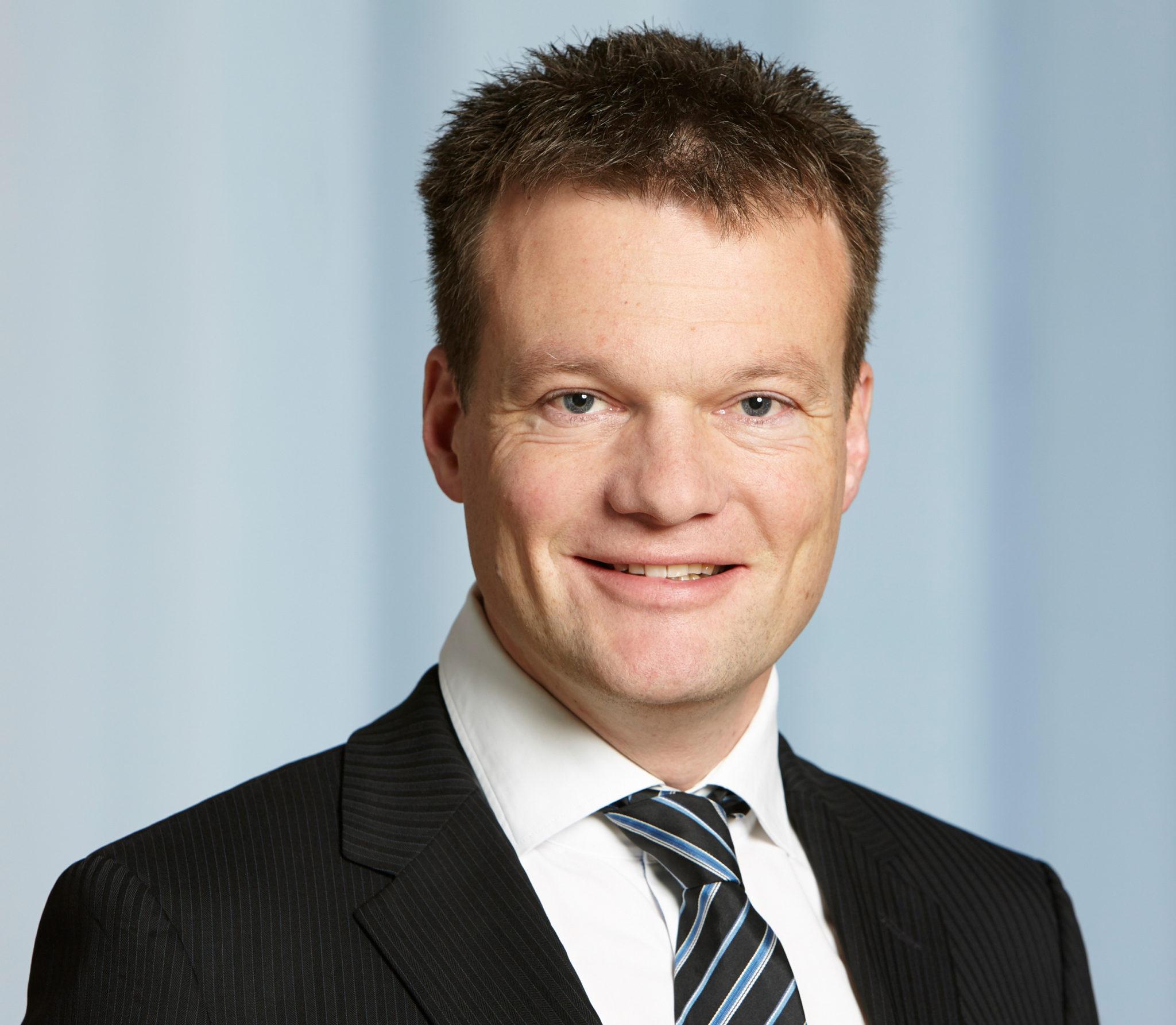 Reto Knutti, Professor am Institut für Atmosphäre und Klima der ETH Zürich.