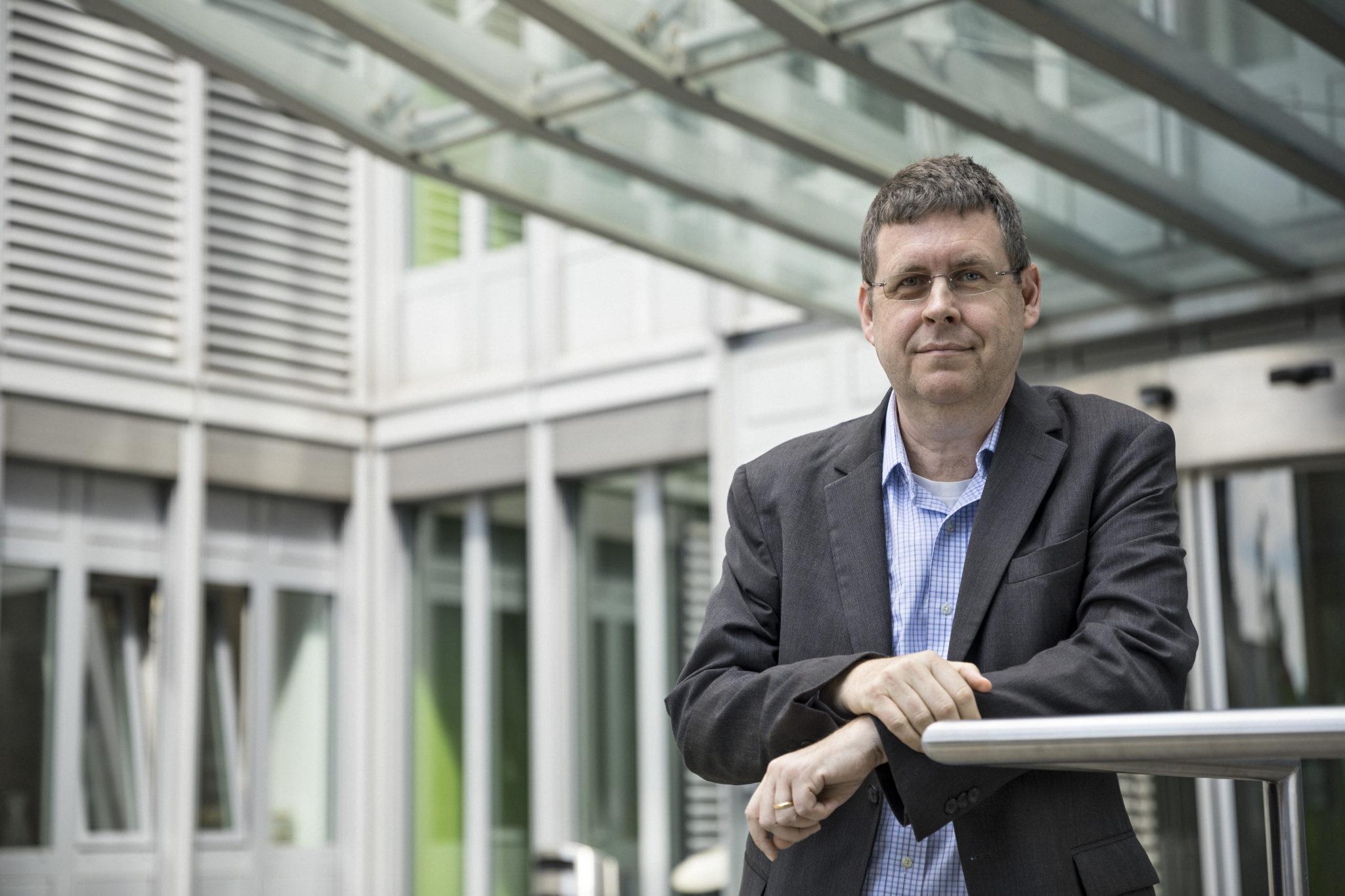 Lars-Erik Cederman ist Professor für internationale Konfliktforschung der ETH Zürich. Er erhält den Marcel Benoist Preis 2018.