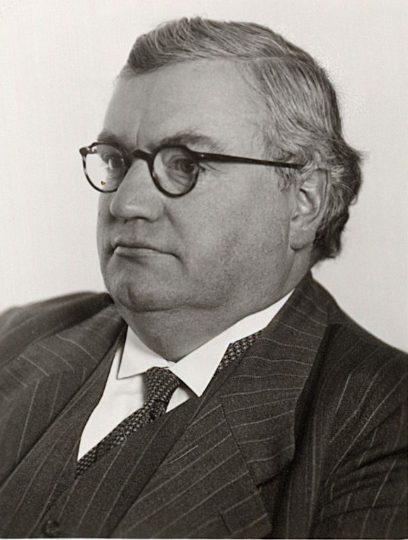 Fritz Fischer, ca. 1935.