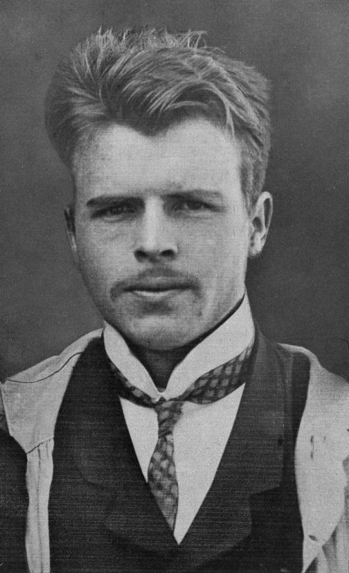 Hermann Rorschach entwickelte den Tintenklecks-Test zur Bestimmung von Wahrnehmungsvermögen und Intelligenz.