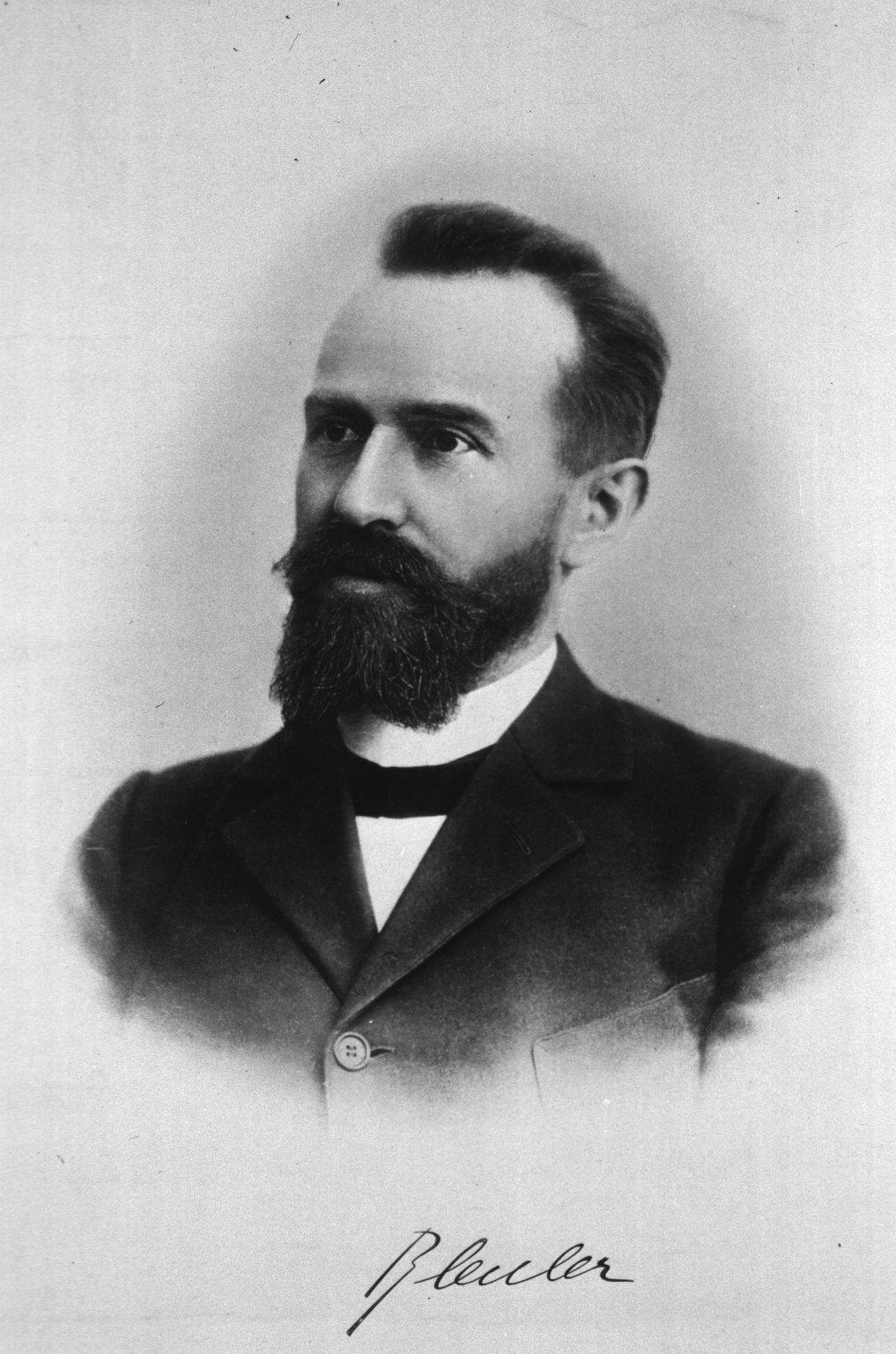 Eugen Bleuler erkannte, dass in der Psyche nicht immer klar zu trennen ist zwischen gesund und krank.