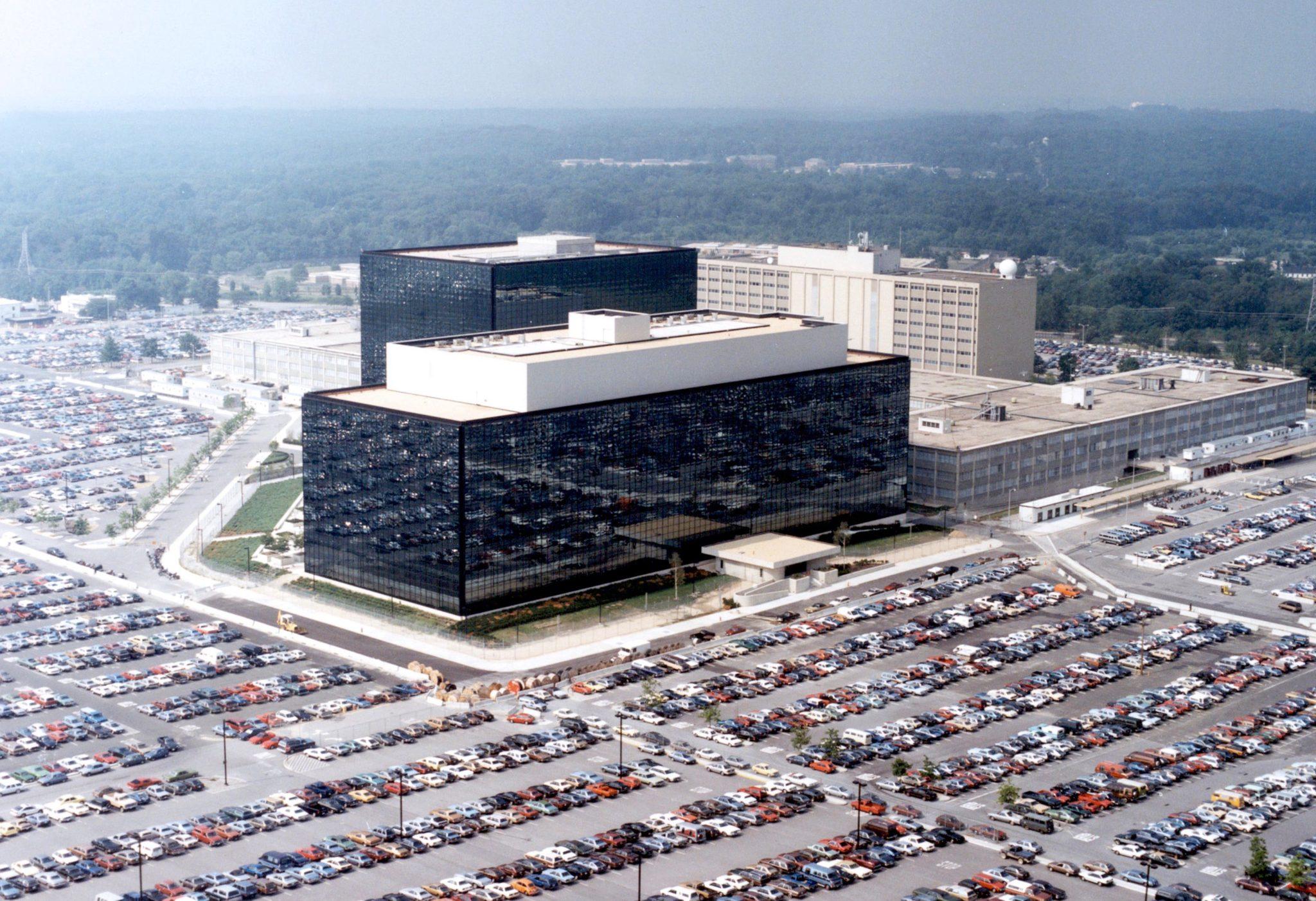 Das Zentrum der Bespitzelung: Im Hauptquartier der NSA in Fort Meade in Maryland beschäftigen sich unzählige Mitarbeiter mit dem Knacken Verschlüsselungen.
