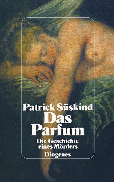 Das Parfum in der Taschenbuchausgabe von 1994.