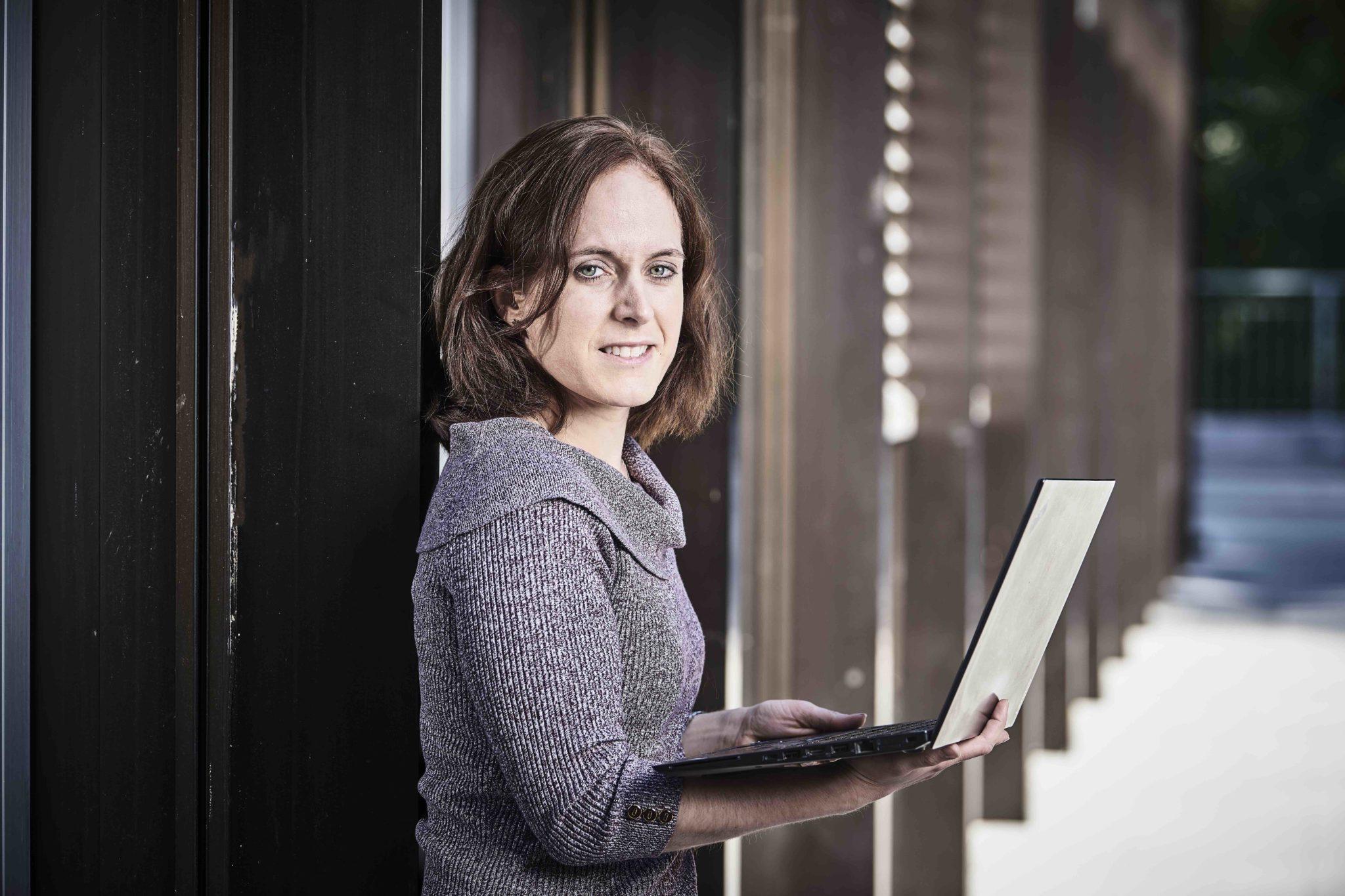Die ETH-Professorin Gabriela Hug plant unser zukünftiges Stromnetz.