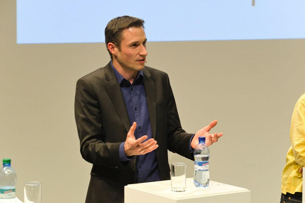 Yves Kilchenmann.