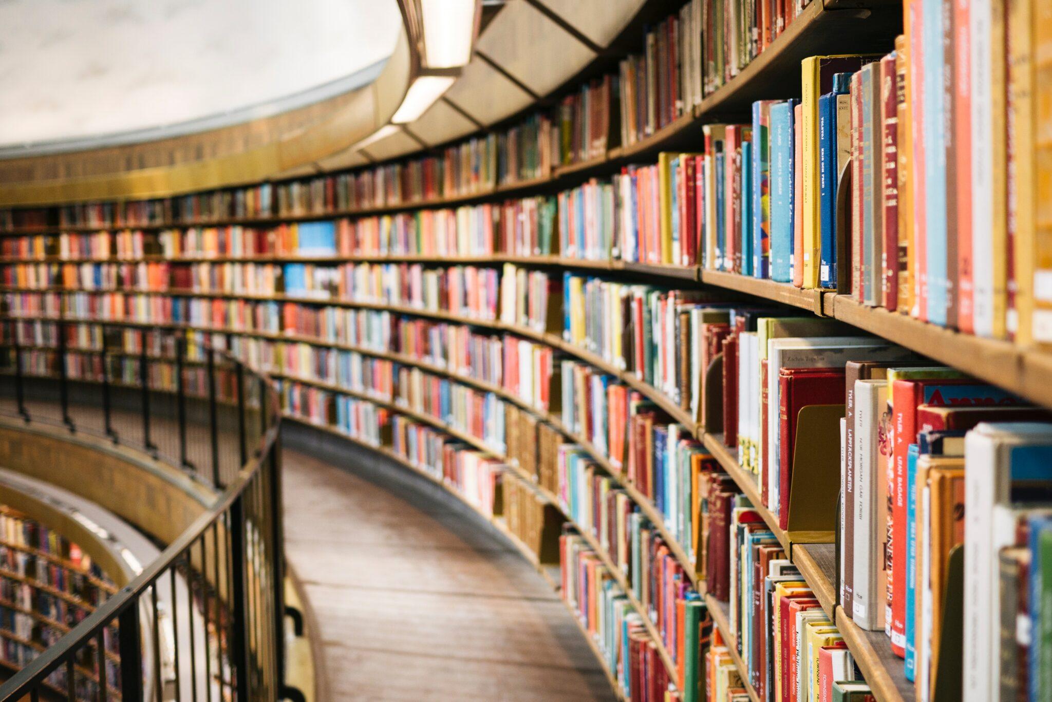 Kein Zutritt für Misserfolge: Wissenschaftliche Publikationen berichten fast ausschliesslich von Erfolgen. Im Bild die Universitätsbibliothek von Stockholm.