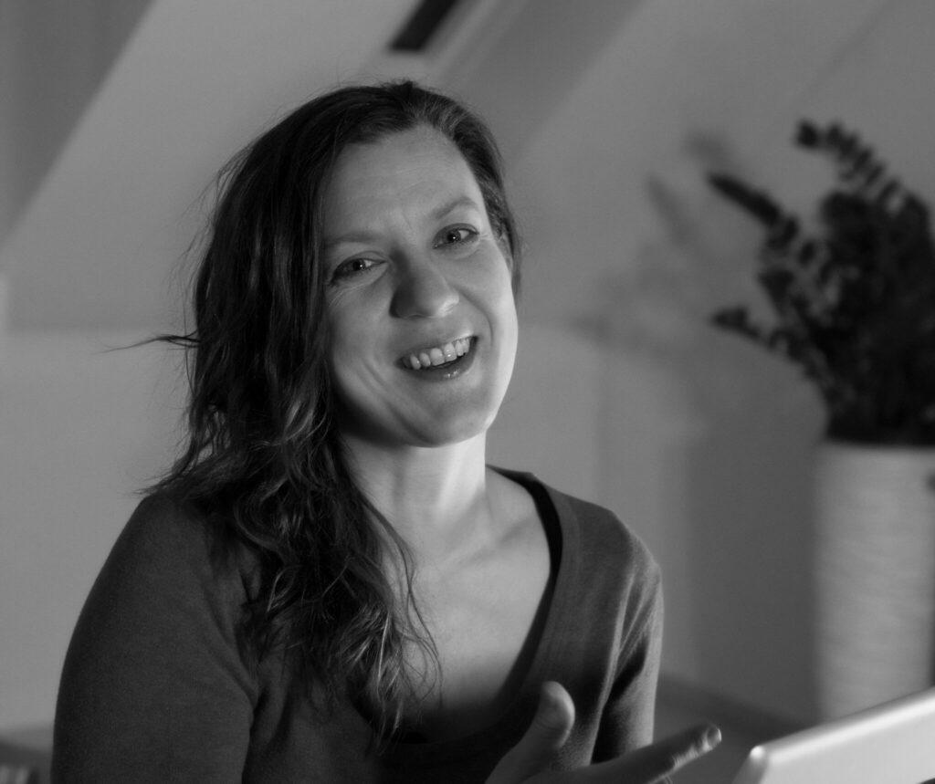 Judith Hochstrasser für die Team-Seite