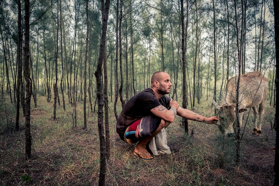 Ein Leben in Einklang mit der Natur: ein Grundpfeiler von Auroville.