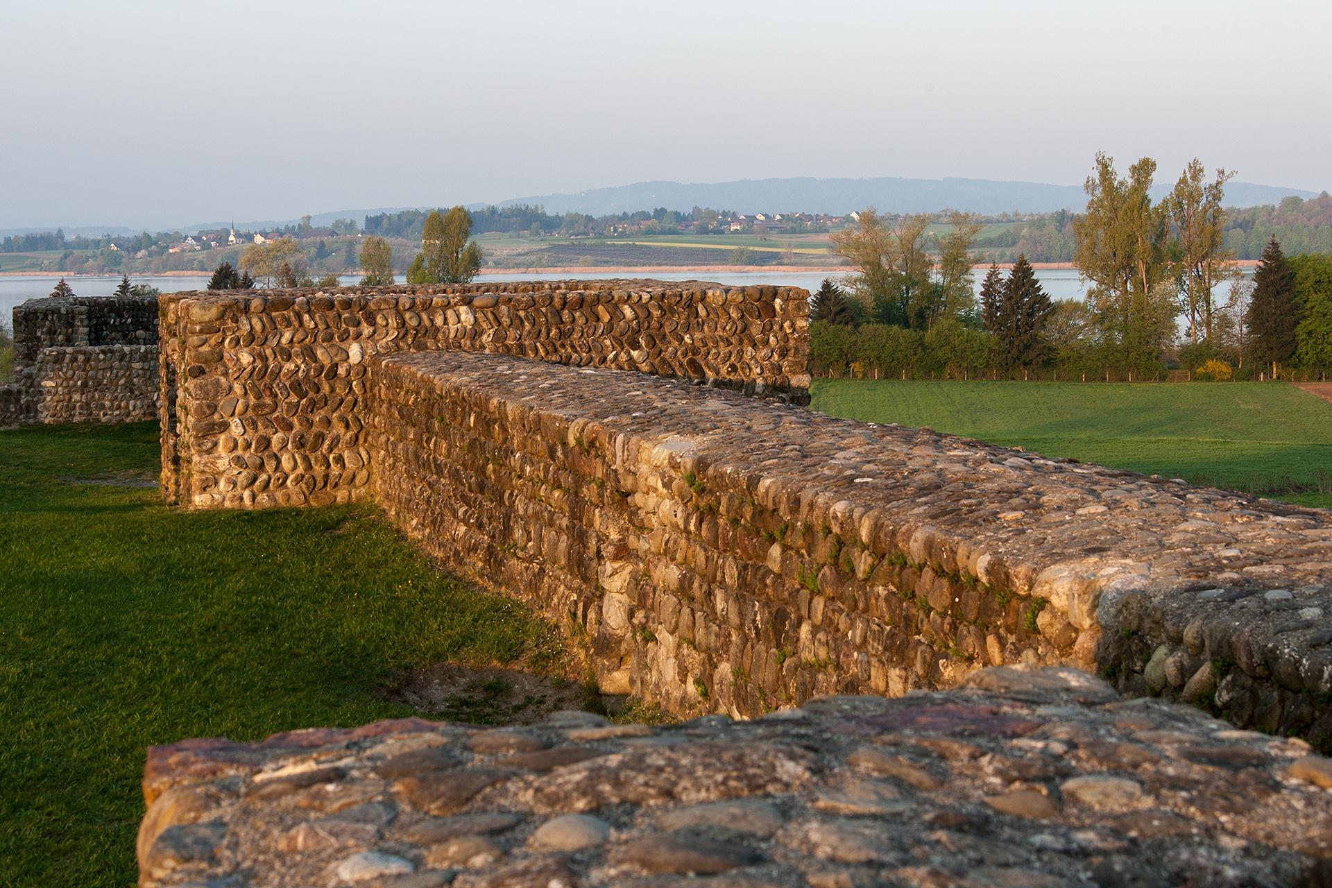 Mauer in Irgenhausen
