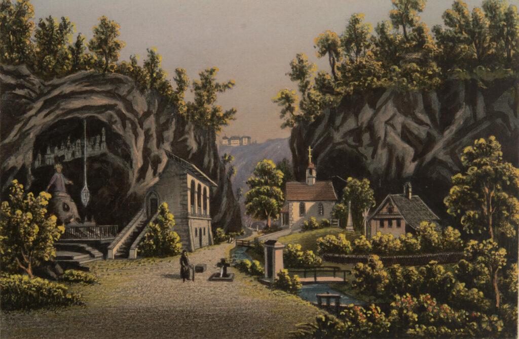 Die Einsiedelei St. Verena in Solothurn