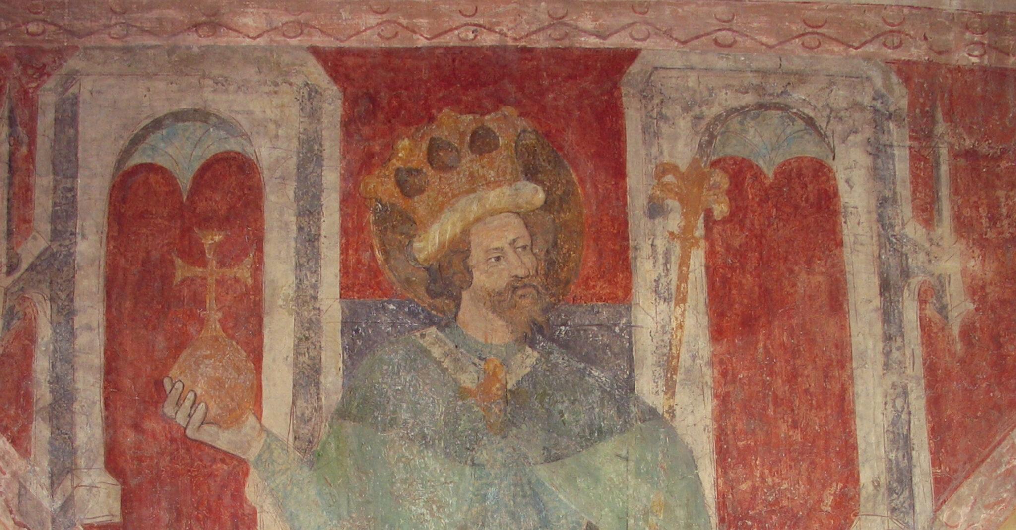 Burgunderkönig Sigismund