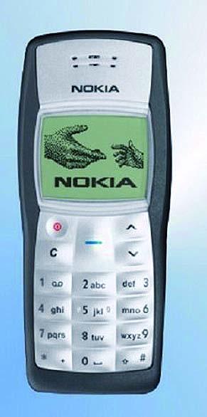 Bild eines Nokia 1100