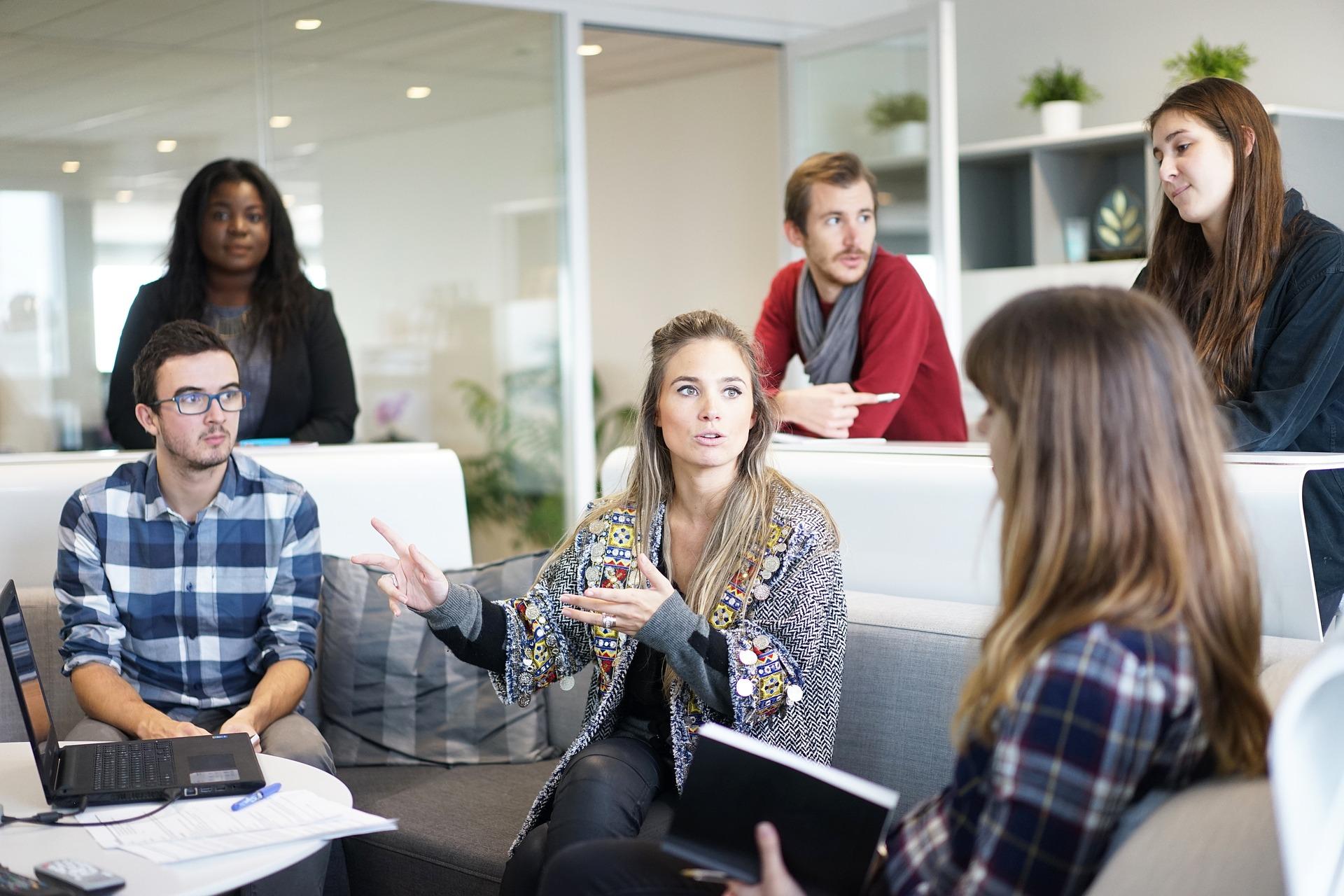 Untervertreten: Noch immer haben Frauen in Schweizer Unternehmen weniger zu sagen als Männer.