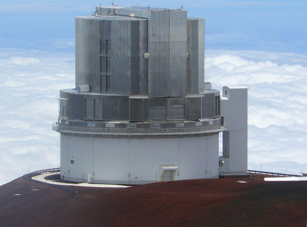 Die Astronomen haben die Saturn-Monde mit dem Subaru-Teleskop gefunden, das auf Hawaii steht.