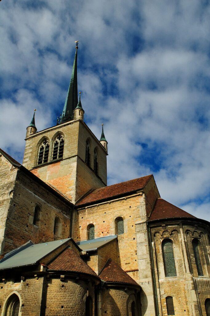 Abteikirche von Payerne