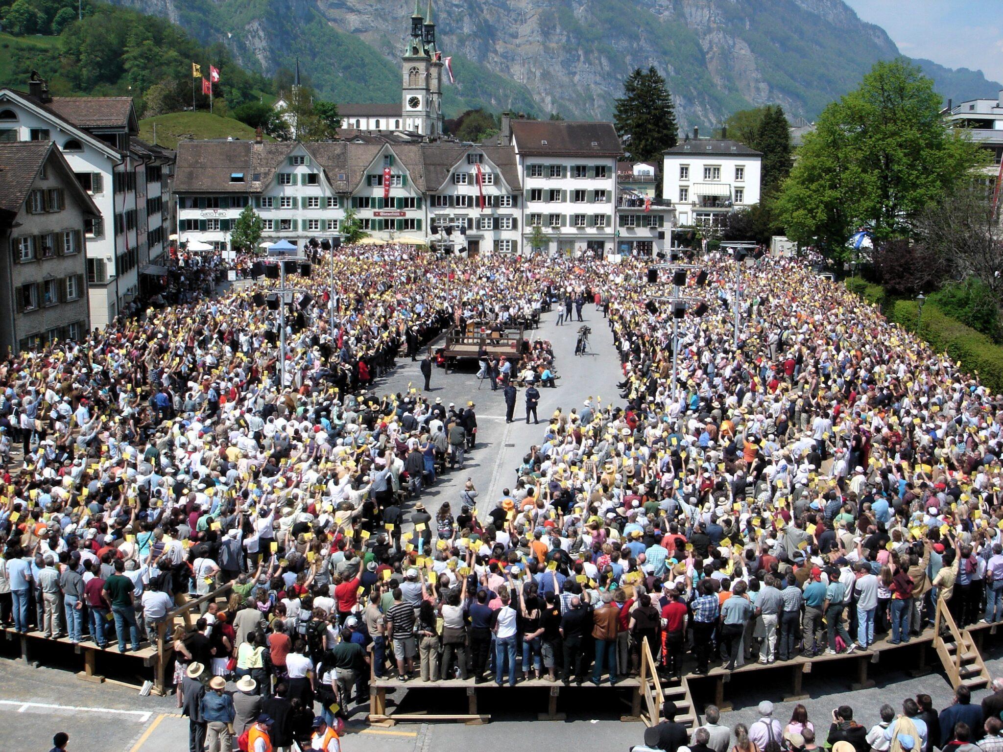 Landsgemeinde Glarus 2006