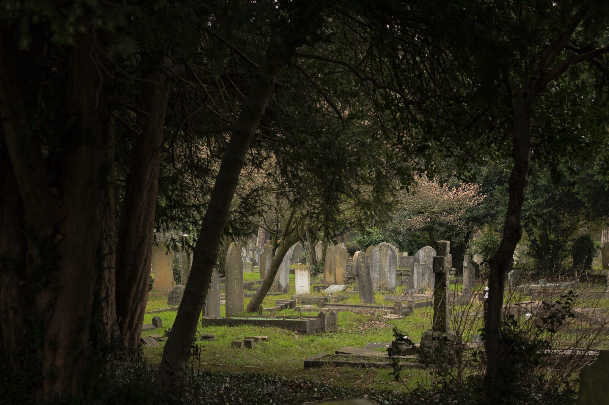 Friedhof in London
