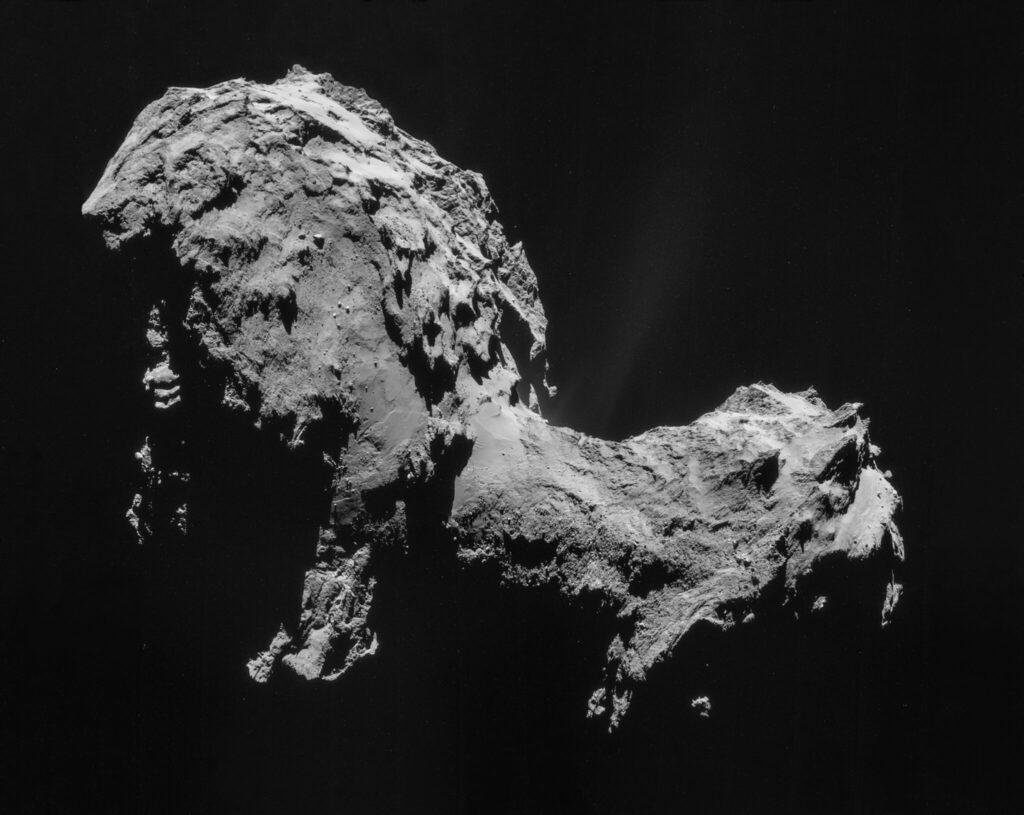 Tschurjumow-Gerassimenko-Komet