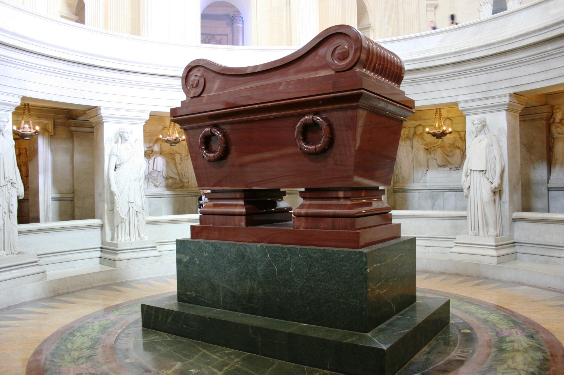 Sarkophag von Napoleon im Invalidendom